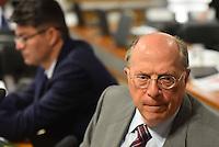 BRASILIA, DF – 21.06.2016 – SENADO–IMPEACHMENT – O jurista, Miguel Reale Junior, durante reunião da Comissão na tarde desta terça-feira, 21, no Senado Federal. (Foto: Ricardo Botelho/Brazil Photo Press)