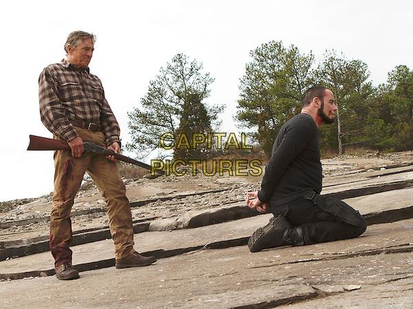 Robert De Niro, John Travolta<br /> in Killing Season (2013) <br /> *Filmstill - Editorial Use Only*<br /> CAP/NFS<br /> Image supplied by Capital Pictures