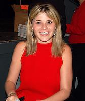 Jenna Bush By Jonathan L Green<br /> Book Signing North Carolina USA<br /> 2007