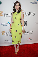 05 January 2019 - Los Angeles, California - Rachel Brosnahan. the BAFTA Los Angeles Tea Party held at the Four Seasons Hotel Los Angeles.          <br /> CAP/ADM<br /> ©ADM/Capital Pictures