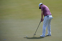 Brandon Grace (RSA) watches his putt on 2 during day 2 of the World Golf Championships, Dell Match Play, Austin Country Club, Austin, Texas. 3/22/2018.<br /> Picture: Golffile | Ken Murray<br /> <br /> <br /> All photo usage must carry mandatory copyright credit (&copy; Golffile | Ken Murray)