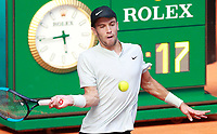 Born a Coric, Croatia, during Madrid Open Tennis 2018 match. May 10, 2018.(ALTERPHOTOS/Acero) /NORTEPHOTOMEXICO