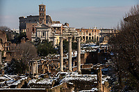 26.02.2018 - Snow, Sunshine and… Rome!