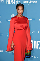 Naomie Akie<br /> arriving for the British Independent Film Awards 2018 at Old Billingsgate, London<br /> <br /> ©Ash Knotek  D3463  02/12/2018