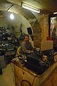 Iraq 2015 A TV/Radio repairer in the souk of Koysinjak<br />Irak 2015  Un reparateur de radio et television dans le souk de Koysinjak