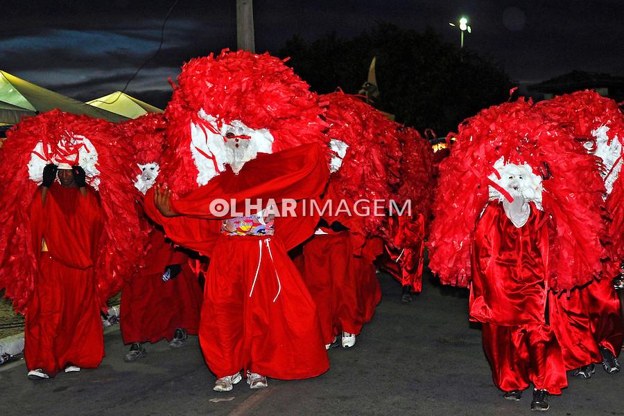 Carnaval de rua. Bloco Capabode. Sao Francisco do Conde. Bahia. 2011. Foto de Lucia Correia Lima..