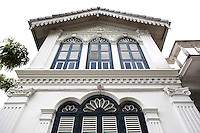 Chinpracha House - Baan Chinpracha, is a fine example of a Sino-Colonial mansion in Phuket.  Visitors have a sneak peek of how a wealthy Phuket family used to live decades ago. Jaroonrat Tandavanitj and her late husband, Pracha Tandavanitj inherited this elegant building as the eldest son of the original owner, Phra Pitak Chinpracha, who built it in 1903. Baan Chinpracha has been used as a location for many films, including 'Heaven and Earth' and the TV series 'The Young Indiana Jones Chronicles'.