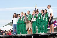 2012 MO State XC Class 3 Girls Team Awards -Villa D