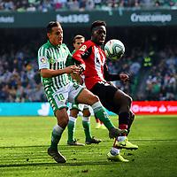 2019.12.08 La Liga Real Betis VS Athletic Club
