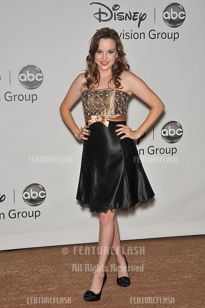 "Kay Panabaker - star of ""No Ordinary Family"" - at the Disney ABC TV All Star Mixer at the Beverly Hilton Hotel, Beverly Hills, CA..August 1, 2010  Los Angeles, CA.Picture: Paul Smith / Featureflash"