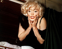 Some Like It Hot (1959)<br /> Marilyn Monroe<br /> *Filmstill - Editorial Use Only*<br /> CAP/KFS<br /> Image supplied by Capital Pictures