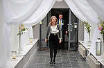 "IHF- REPRO FREE HOTELIERS CONFERENCE .Killarney hotlerier Niamh O""Shea of the Killarney park Hotel pictured arriving at the IHF conference in The Malton Hotel, Killarney on Monday..Picture by Don MacMonagle...PR photo IHF"