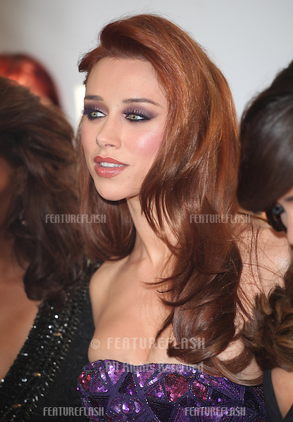 Una Healy arriving for the 013 Glamour Awards, Berkeley Square, London. 04/06/2013 Picture by: Alexandra Glen / Featureflash