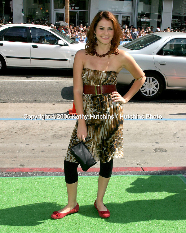 "Scout Taylor-Compton.""The Ant Bully"" LA Premiere.Grauman's Chinese Theater.Los Angeles, CA.July 23, , 2006.©2006 Kathy Hutchins / Hutchins Photo...."