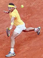 Rafael Nadal, Spain, during Madrid Open Tennis 2018 match. May 11, 2018.(ALTERPHOTOS/Acero) /NORTEPHOTOMEXICO