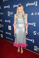 BEVERLY HILLS, CA - APRIL 12: Chloe Grace Moretz, At the 29th Annual GLAAD Media Awards at The Beverly Hilton Hotel on April 12, 2018 in Beverly Hills, California. <br /> CAP/MPI/FS<br /> &copy;FS/MPI/Capital Pictures