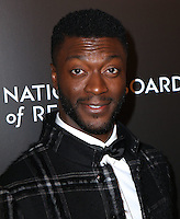 www.acepixs.com<br /> <br /> January 4 2017, New York City<br /> <br /> Aldis Hodge arriving at the 2016 National Board of Review Gala at Cipriani 42nd Street on January 4, 2017 in New York City. <br /> <br /> By Line: Nancy Rivera/ACE Pictures<br /> <br /> <br /> ACE Pictures Inc<br /> Tel: 6467670430<br /> Email: info@acepixs.com<br /> www.acepixs.com