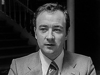 Michael Keating, TD, Fine Gael, Rep of Ireland, opposition, spokesman, urban affairs, May, 1978, 197805000169<br />