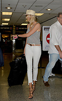www.acepixs.com<br /> <br /> May 11 2017, Miami<br /> <br /> Actress Kelly Rohrbach arrives at Miami International Airport ahead of the Baywatch premiere on May 11, 2016 in Miami, Florida. <br /> <br /> <br /> <br /> By Line: Solar/ACE Pictures<br /> <br /> ACE Pictures Inc<br /> Tel: 6467670430<br /> Email: info@acepixs.com<br /> www.acepixs.com