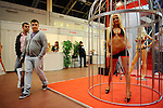 James Hill: X-Show, Erotic Industry, Moscow