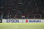 Indonesia vs Thailand during their AFF Suzuki Cup 2010 Group A match at Gelora Bung Karno Stadium on 07 December 2010, in Jakarta, Indonesia. Photo by Stringer / Lagardere Sports