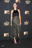 Actress Jordana Brewster at the 2017 MTV Movie &amp; TV Awards at the Shrine Auditorium, Los Angeles, USA 07 May  2017<br /> Picture: Paul Smith/Featureflash/SilverHub 0208 004 5359 sales@silverhubmedia.com