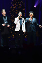 MIAMI BEACH, FL - DECEMBER 04: David Miller, Sebastien Izambard and Carlos Marin of Il Divo perform during 'A Holiday Song Celebration' at Fillmore Miami Beach at the Jackie Gleason Theater  on December 4, 2019 in Miami Beach, Florida.   ( Photo by Johnny Louis / jlnphotography.com )