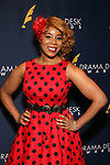Soara-Joye Ross during the 64th Annual Drama Desk Awards Nominee Reception at Green Room 42 on May 08, 2019 in New York City.