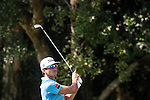 Rafael Cabrera Bello of Spain plays an approach shot during the 58th UBS Hong Kong Golf Open as part of the European Tour on 09 December 2016, at the Hong Kong Golf Club, Fanling, Hong Kong, China. Photo by Vivek Prakash / Power Sport Images