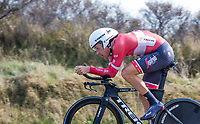2nd place in GC: Matthias Br&auml;ndle (AUT/Trek-Segafredo) <br /> <br /> 3 Days of De Panne 2017<br /> afternoon stage 3b: ITT De Panne-De Panne (14,2km)