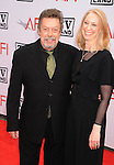 CULVER CITY, CA. - June 10: Tim Curry and Marcia Hurwitz arrive at the 38th Annual Lifetime Achievement Award Honoring Mike Nichols held at Sony Pictures Studios on June 10, 2010 in Culver City, California.