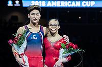 2018 American Cup & Natia Liukin Cup