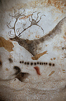 Europe/France/Aquitaine/24/Dordogne/Périgord Noir/Grotte de Lascaux/Lascaux II : Peintures rupestres [Numéro d'autorisation en cours - Authorization number in progress] [Non destiné à un usage publicitaire - Not intended for an advertising use] [Non destiné à un usage publicitaire - Not intended for an advertising use]
