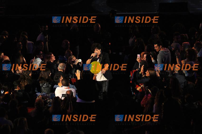 Ermal Meta<br /> Verona 05-06-2017 Arena <br /> Wind Music Awards 2017 <br /> Foto Alberto Anello/Photoring/Insidefoto