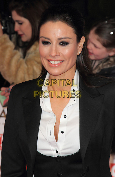 LONDON, ENGLAND - JANUARY 21: Melanie Sykes attends the National Television Awards at 02 Arena on January 21, 2015 in London, England<br /> CAP/ROS<br /> &copy;Steve Ross/Capital Pictures