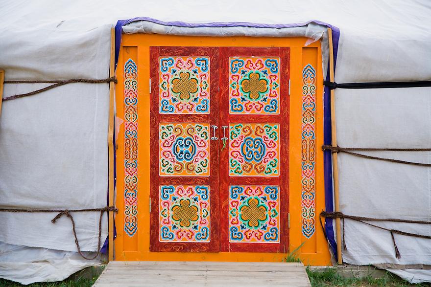 Ger Door Mongolia