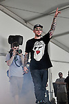 Mac Miller (real name Malcolm McCormick) performs during the Hangout Music Fest in Gulf Shores, Alabama on May 19, 2012.