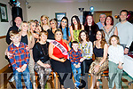 Ciara Hallissey from Tralee celebrated her 21st birthday last Saturday night in the Kerins O'Rahillys GAA clubhouse along with many friends and family.
