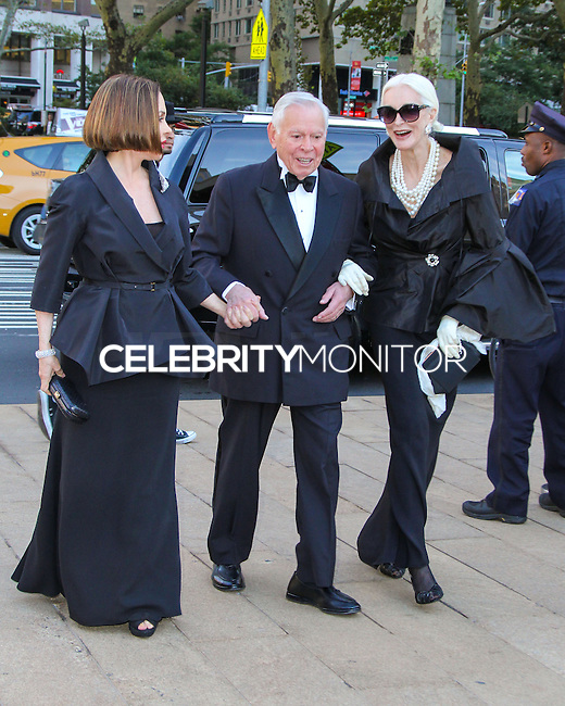 NEW YORK CITY, NY, USA - SEPTEMBER 23: Carmen Dell 'Orefice arrives at the New York City Ballet 2014 Fall Gala held at the David H. Koch Theatre at Lincoln Center on September 23, 2014 in New York City, New York, United States. (Photo by Jeffery Duran/Celebrity Monitor)