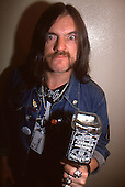 Apr 06, 1991: MOTORHEAD - Lemmy photosession in Lille France