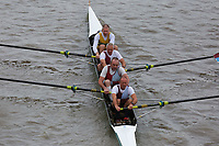 Crew: 175  Lymington/Christchurch  E 4+<br /> <br /> Veteran Fours Head 2018<br /> <br /> To purchase this photo, or to see pricing information for Prints and Downloads, click the blue 'Add to Cart' button at the top-right of the page.