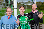 Legacy: All Ireland winning goalie Brian Kelly is the latest great Legion keeper to have guarded the goal for the famous Killarney club and Kerry including club mates Johnny Culloty and Peter O'Leary