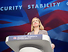 Conservative Party Conference Manchester Great Britain <br /> 5th October 2015 <br /> <br /> Andrea Jenkyns<br /> <br /> <br /> Photograph by Elliott Franks <br /> Image licensed to Elliott Franks Photography Services