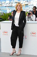 Emmanuelle Seigner at the photocall for &quot;Based on a True Story&quot; at the 70th Festival de Cannes, Cannes, France. 27 May 2017<br /> Picture: Paul Smith/Featureflash/SilverHub 0208 004 5359 sales@silverhubmedia.com