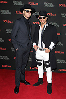 LOS ANGELES - OCT 24: Guest, JJ Vilar at The Estate of Michael Jackson and Sony Music present Michael Jackson Scream Halloween Takeover at TCL Chinese Theatre IMAX on October 24, 2017 in Los Angeles, California