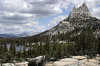Cathedral pass - John Muir Trail