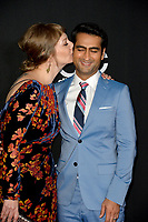 Kumail Nanjiani &amp; Emily V. Gordon at the 21st Annual Hollywood Film Awards at The Beverly Hilton Hotel, Beverly Hills. USA 05 Nov. 2017<br /> Picture: Paul Smith/Featureflash/SilverHub 0208 004 5359 sales@silverhubmedia.com