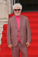 "LONDON, ENGLAND - AUGUST 08: Pedro Almodovar at the ""Pain and Glory"" Film4 Summer Screen opening gala & launch party, Somerset House, The Strand, on Thursday 08 August 2019 in London, England, UK.<br /> CAP/CAN<br /> ©CAN/Capital Pictures"