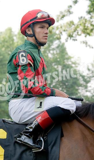 Joshua Navarro at Delaware Park on 7/23/12
