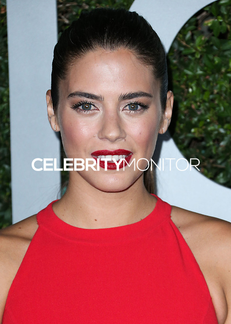 BEVERLY HILLS, CA, USA - OCTOBER 02: Lorenza Izzo arrives at Michael Kors Launch Of Claiborne Swanson Franks's 'Young Hollywood' Book held at a Private Residence on October 2, 2014 in Beverly Hills, California, United States. (Photo by Xavier Collin/Celebrity Monitor)